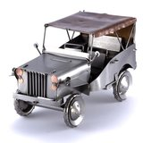 Jeep Willy beeldje