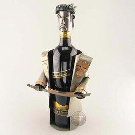 Wijnfleshouder Samurai