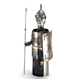 Romeinse soldaat wijnfleshouder