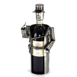 Gendarmerie wijnfleshouder