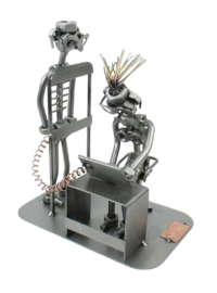 Radioloog (vrouw)