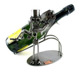 Bruidspaar champagne houder