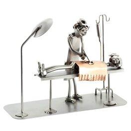 Chirurg aan de operatietafel