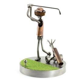 Golf, afslag vanaf de tee