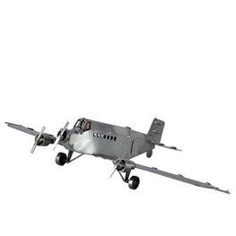 JU-52 vliegtuig (tante Ju)