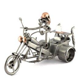 Trike rijder