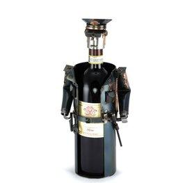 Wijnfleshouder Politieman
