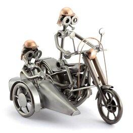 Harley Davidson met zijspan