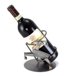 Wijnfleshouder Steenbok