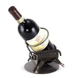 Ram wijnfleshouder
