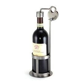 Kluis wijnfleshouder