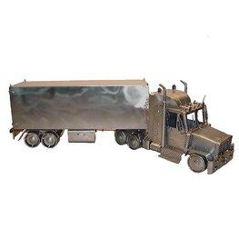 Vrachtwagen met oplegger (groot)