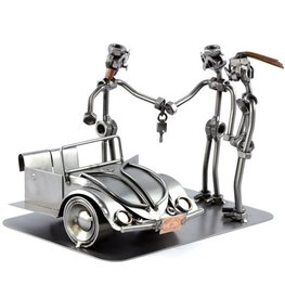 Auto verkoper
