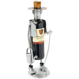 Hovenier wijnfleshouder