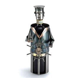 Kapitein wijnfleshouder