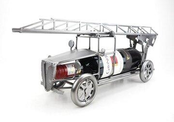 Brandweerauto wijnfleshouder