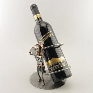 Wijnfleshouder Dame