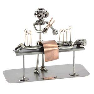 Acupuncturist beeldjeAcupuncturist beeldje