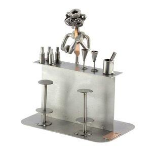 Cocktail bartender beeldje