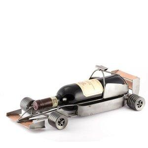 Formule 1 wijnfleshouder