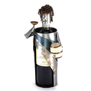 Wijnfleshouder Bacchus