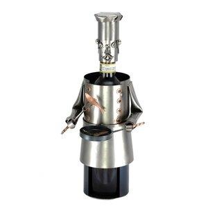 Wijnfleshouder Kok