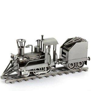Locomotief klein beeldje