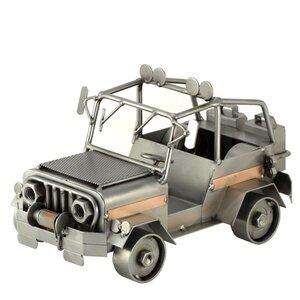 Jeep beeldje