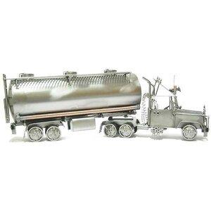 Tankwagen beeldje